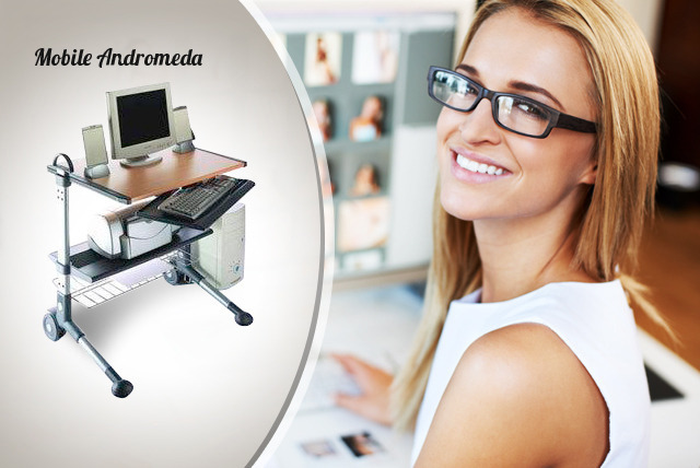 £69 instead of £149.99 (from Kandu Furniture) for a computer workstation – choose from 2 designs and save a sturdy 54%