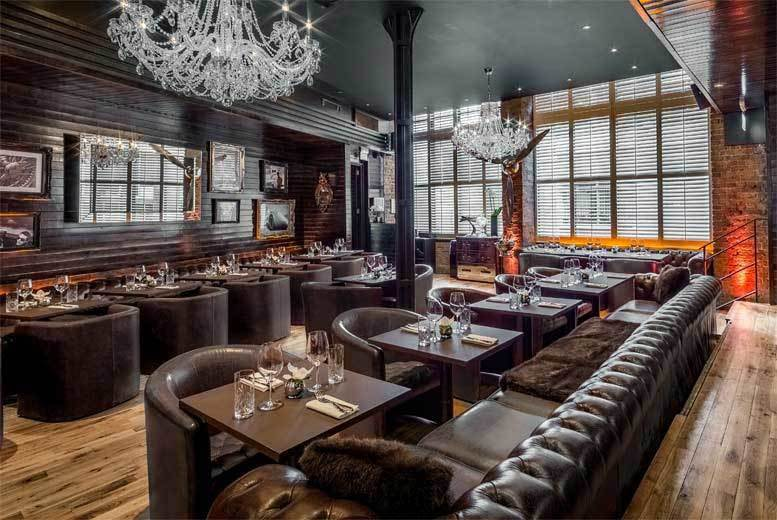 £34 instead of £79 for brunch for two including bottomless bubbly at The Grill at McQueen, Shoreditch - save up to 57%