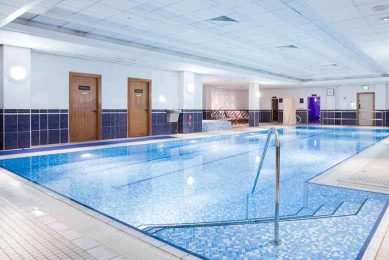 £45 for a spa day for one with two treatments, £86 for two people, or from £60 to include Hilton afternoon tea at The Ocean Rooms Spa, Glasgow - save up to 59%