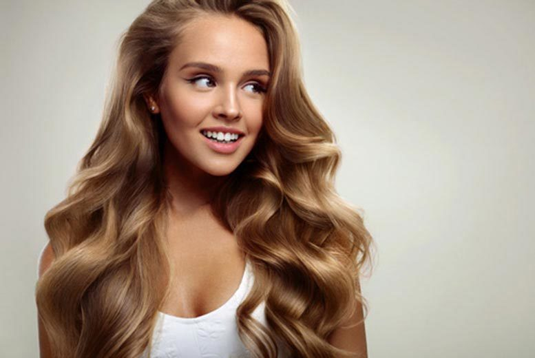 £29 for balayage highlights with a wash, cut, conditioning treatment and blow dry with Aveda products at Jackie & Co - save 79%