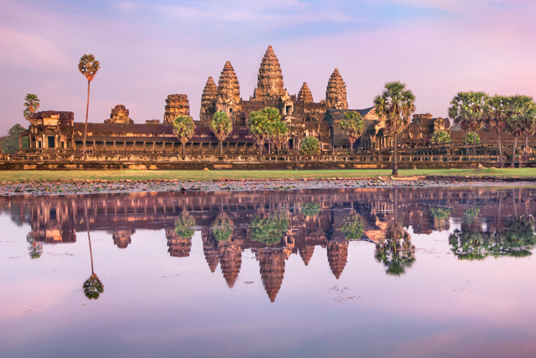 £849pp (from STA Travel) for a 14-day Cambodia adventure tour including accommodation, tour guide, day trips and breakfast!