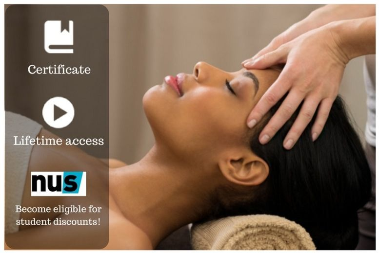 DDDeals - £14 instead of £59 for an online Indian head massage course from OfCourse - save 76%