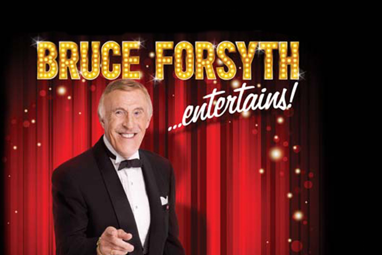 £79pp (from The Omega Holidays Group) for a 1-night stay at the 4* Guoman Tower Hotel and a ticket to Bruce Forsyth Entertains at the London Palladium!
