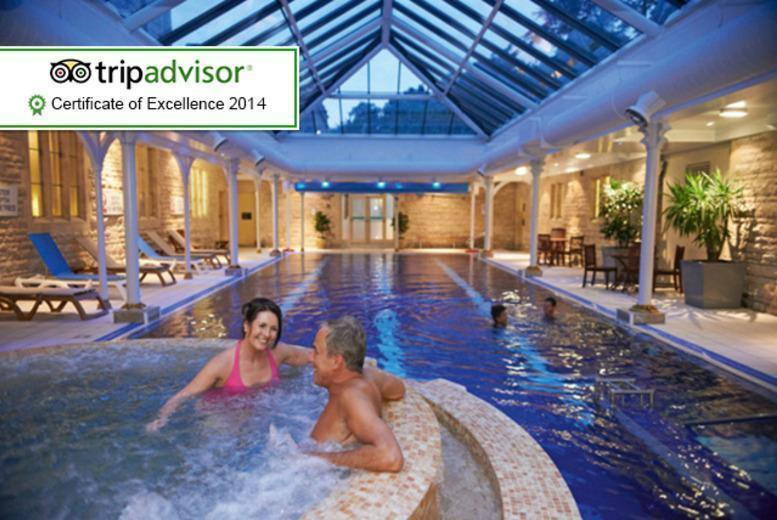 £120 for a spa day for 2 including a 3-course Champagne breakfast and 2-course lunch at The Spa at Thoresby Hall - save up to 42%