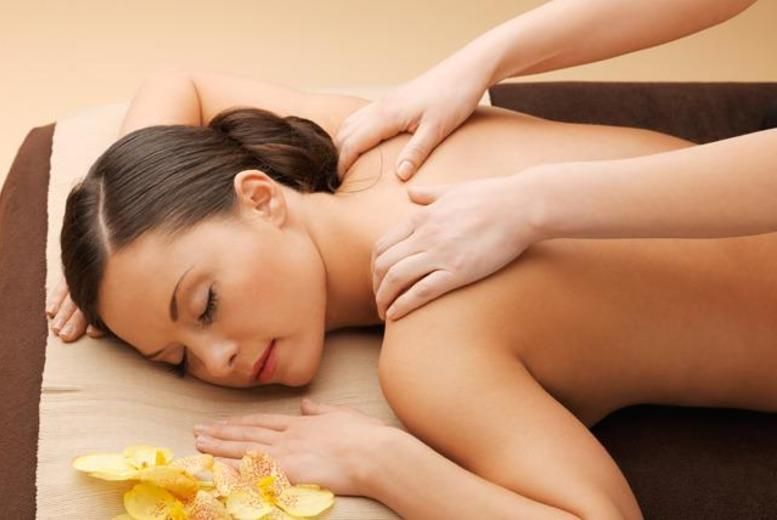 £12 instead of £30 for a 1-hour full body massage at Gloss & Glow Beauty, Liverpool - save 60%
