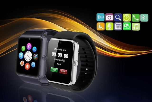 15-In-1 I-Touch Bluetooth Smartwatch