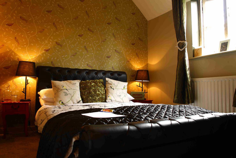£49 for an overnight Shropshire break for two including breakfast and hot tub access, £95 two nights, £139 for three nights, £169 for five nights, £189 for seven nights at Abel's Harp, Shrewsbury - save up to 47%