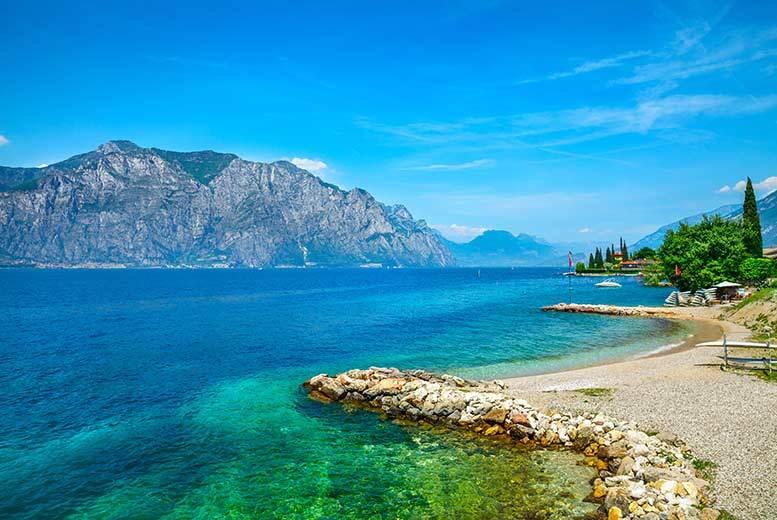 2-4nt Lake Garda, Breakfast & Flights