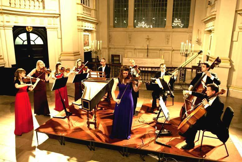 From £9 for a ticket to see Vivaldi, The Four Seasons by Candlelight, with a programme and CD from Candlelight Concerts - choose from six locations and save up to 48%