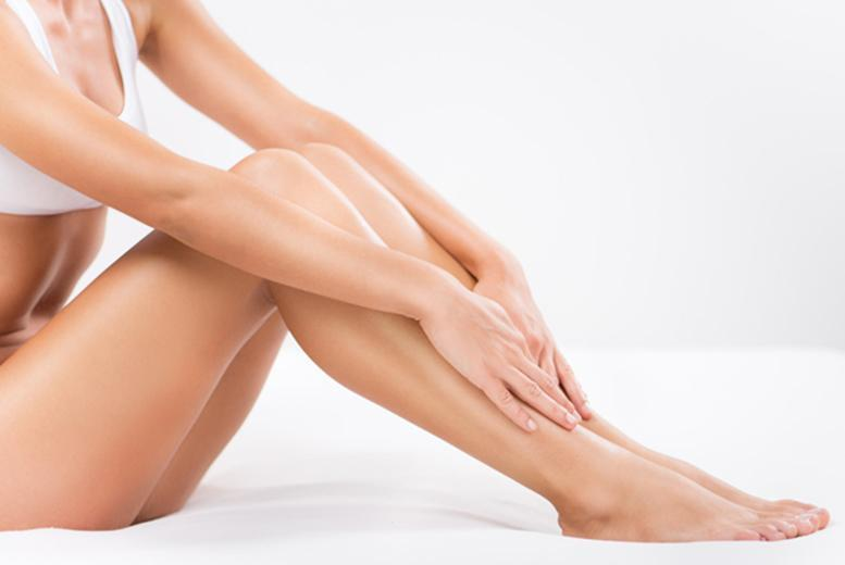 £99 for 12 sessions of laser hair removal on a choice of areas, £139 for thigh or lower leg, £149 for full leg at Diamonds Beauty & Spa - save up to 86%
