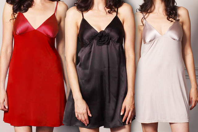 £9.99 for a £30 voucher to spend sexy chemises and nightwear at Boudoir London - give a great Valentine's gift and save 67%