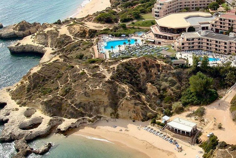 From £119pp (from ClearSky) for a 3-night all-inclusive Algarve break including flights, from £229pp for 7 nights - save up to 23%
