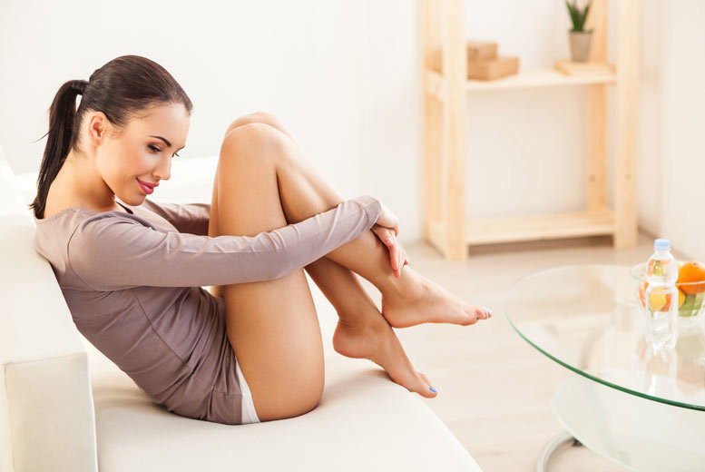 6 Sessions of IPL Hair Removal - 2 Locations!