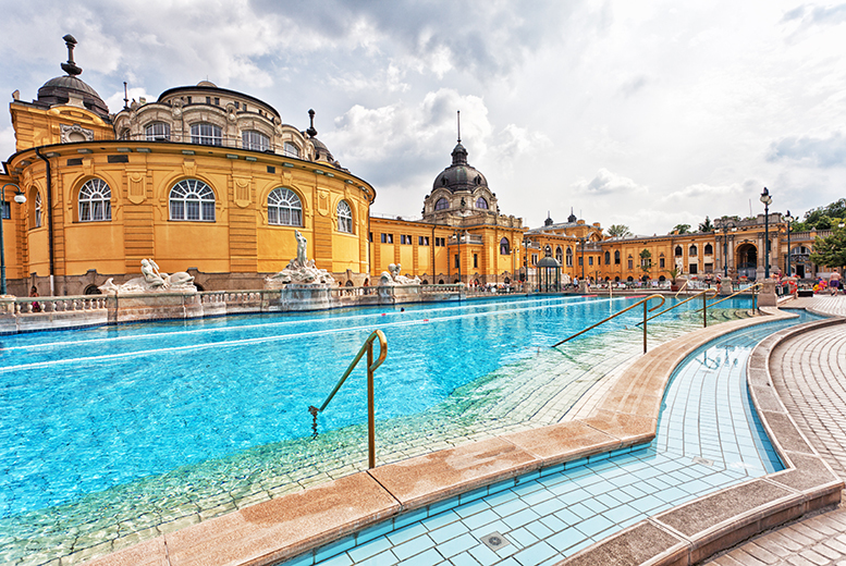 From £99pp (from ClearSky Holidays) for a 2-night 4* Budapest break including flights, breakfast and spa bath entry, from £129pp for 3 nights - save up to 28%