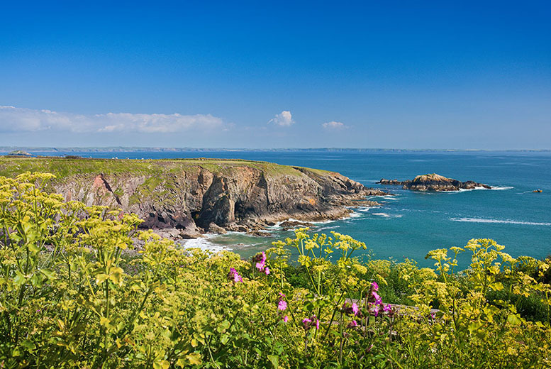 From £99 (at Howells Leisure) for a 3 or 4-night 4* Pembrokeshire coast caravan break for up to 6 people, from £179 for 7 nights - save up to 54%