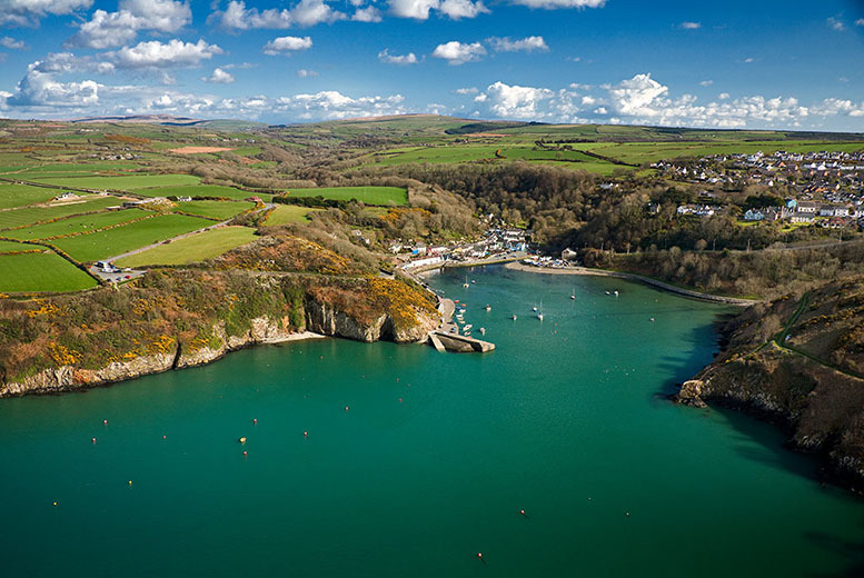 3 Or 7nt 4 Pembrokeshire Coast Caravans For 6