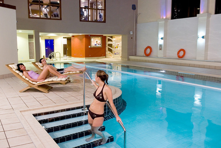 £59 (at Daresbury Park Hotel) for a 1-night break for 2 including breakfast, spa access & bottle of wine, £69 including dinner, or from £109 for 2 nights - save up to 57%