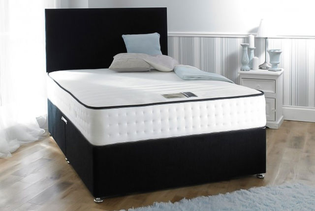 I-Fibre Sprung Mattress