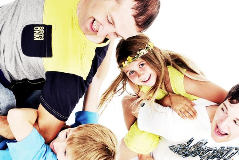 Family Photoshoot & Prints