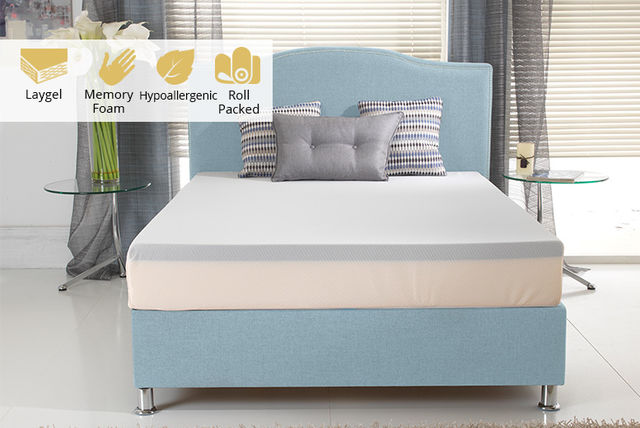 Luxury Gelflex Memory Foam Mattress
