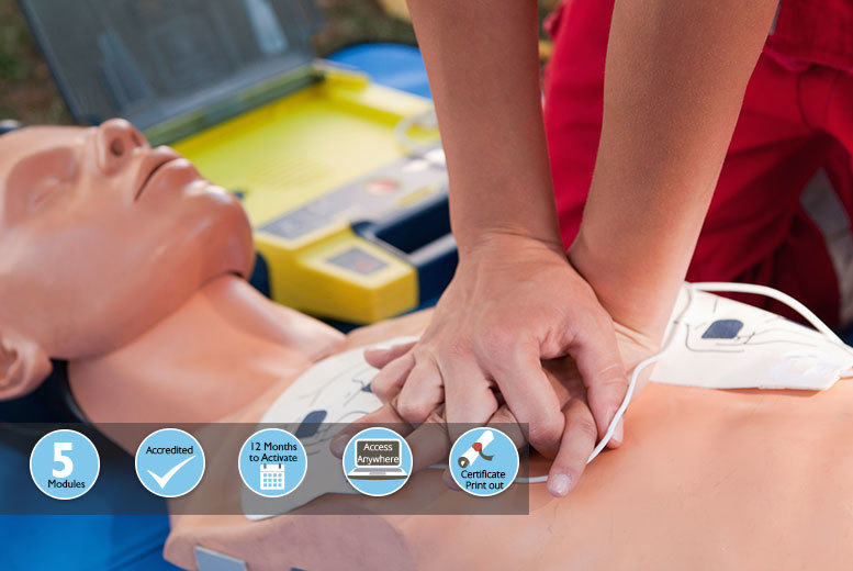 ICOES-Accredited CPR and First Aid Course
