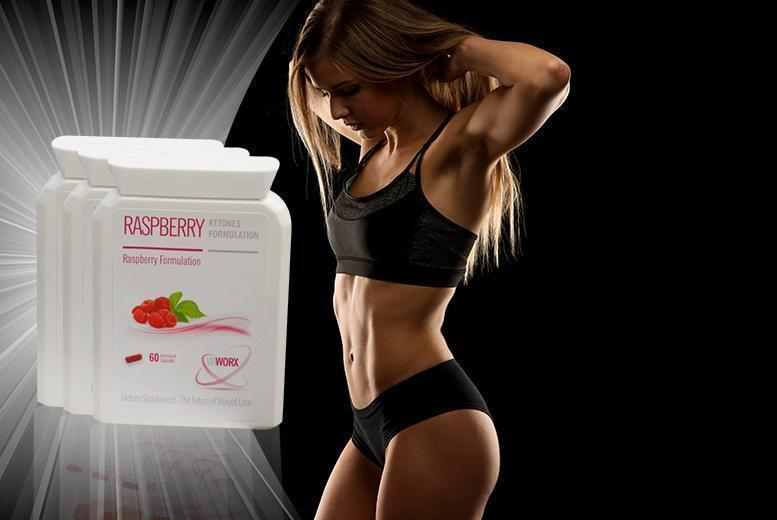 £17 instead of £72 (from Wowcher Direct) for a 3-month* supply of raspberry ketone capsules - save 76% + DELIVERY INCLUDED