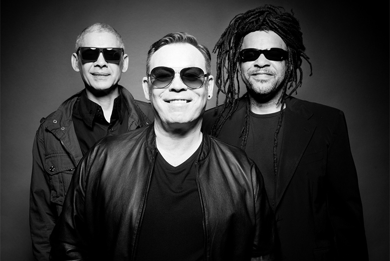 £29.99 for a ticket to Rock the Fringe with UB40 featuring Ali, Astro and Mickey at the Royal Highland Centre from Live Promotions Events - save 22%