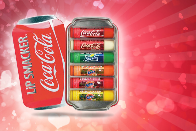 £9 instead of £19.99 (from Spicy Decor) for a 6-piece Lip Smacker® lip balm Coca-Cola® gift pack tin - save a delicious 55%