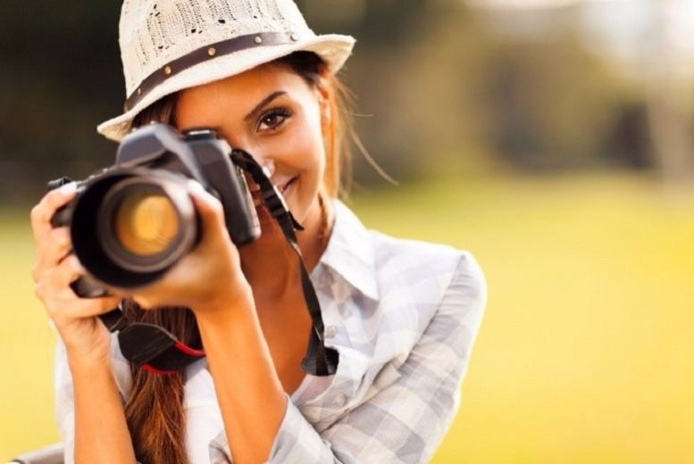 DDDeals - £19 instead of £395 for an online photography masterclass course from Live Academy Education Limited - save 95%