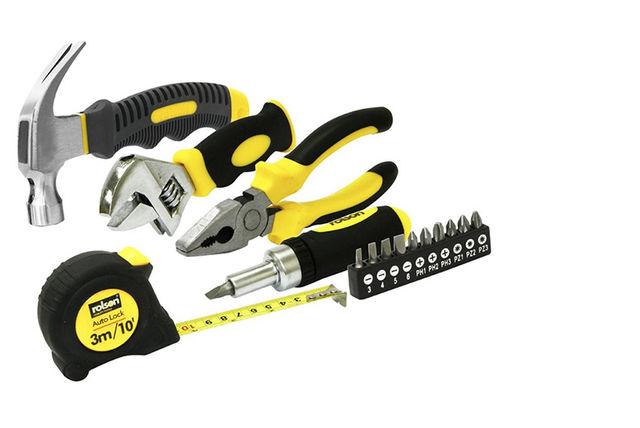 15pc home tool kit