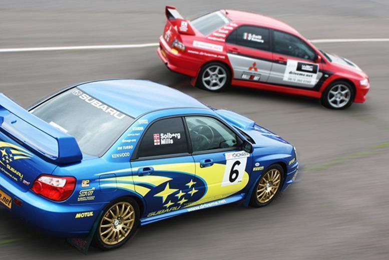 £49 for a junior or adult supercar experience in 1 car, or £89 in 2 cars at DriveMe, Stafford!