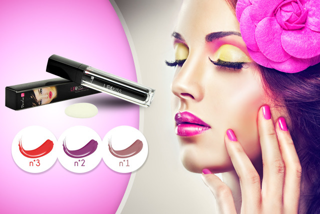 £14.99 instead of £52.40 (from Ideal Beauty Products) for a PaolaP Lip4Kiss lip stain plus a semi-permanent lip & eye liner - save 71% + DELIVERY INCLUDED