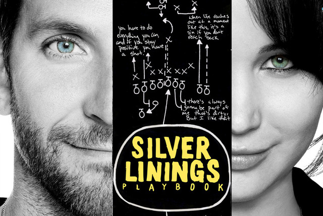 £15 instead of £45 for a ticket to a Valentine's screening of Silver Linings Playbook and a cocktail at Skyloft, Victoria - save 67%