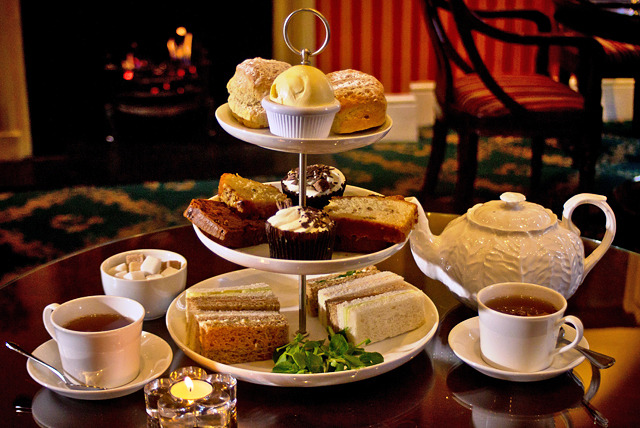 £19.50 instead of £39 for afternoon tea for 2, or £32 for a royal afternoon tea with Champagne for 2 at The Leonard Hotel, Marble Arch - save 50%
