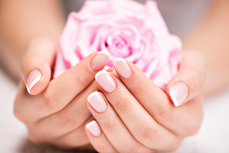 £12 instead of £25 for a 60-minute luxury manicure from Beauty by Allana, Glasgow - save 52%