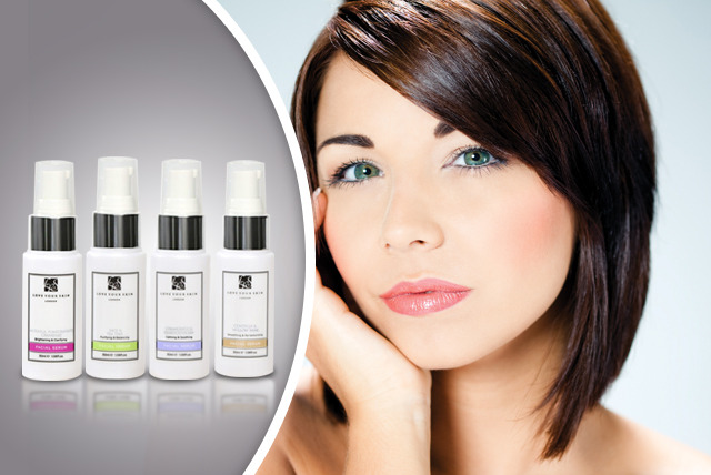 £15 instead of £30 (from Love Your Skin) for a 30ml Love Your Skin facial serum or £25 with Hydra Gel moisturiser – save up to 50%