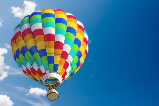 £125 instead of £275 (from Adventure 001) for a 1-hour hot air balloon ride inc. glass of Champagne, available at locations nationwide - save 55%