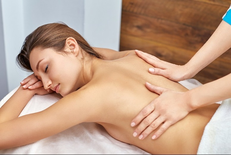 £19 instead of £40 for a 1-hour full Swedish body massage from The Beauty Training Centre - save 52%