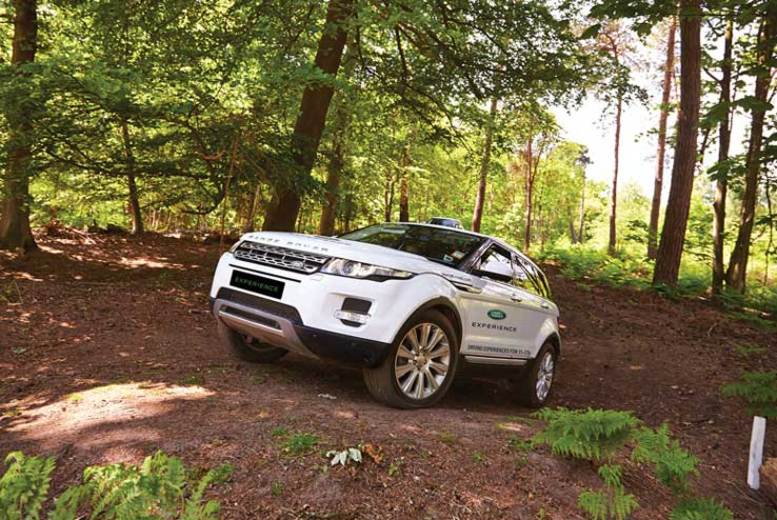 DDDeals - From £45 for a Land Rover off-road driving experience for 11-17 year olds with Start Off-Road - choose from 12 locations!