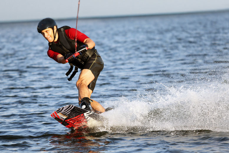£34 for an 'introduction to wakeboarding session' in Wyboston, Bedfordshire from Activity Superstore