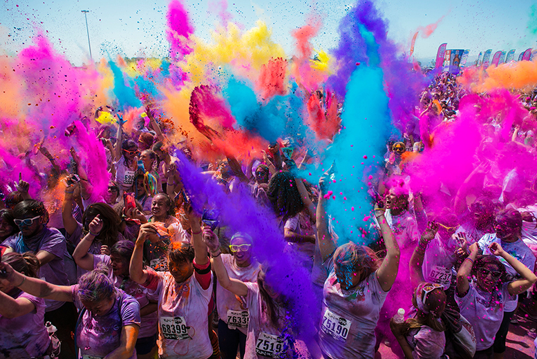 From £20 for entry to the Run or Dye 5K colour run at a choice of 5 locations - save up to 20%