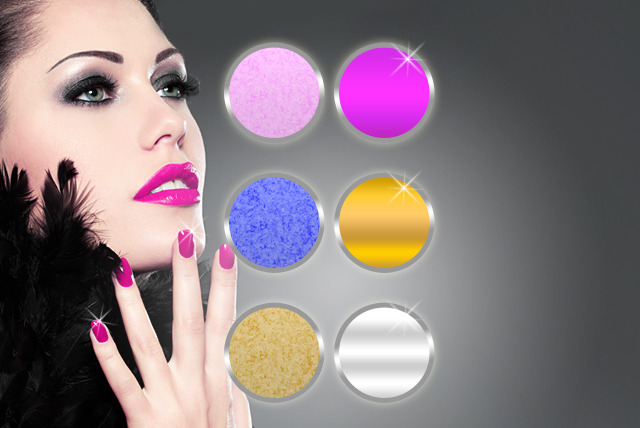 £9.99 instead of £20 (from BioEnergiser) for a Celebrity 2 Minute Nails wrap kit - save 50%