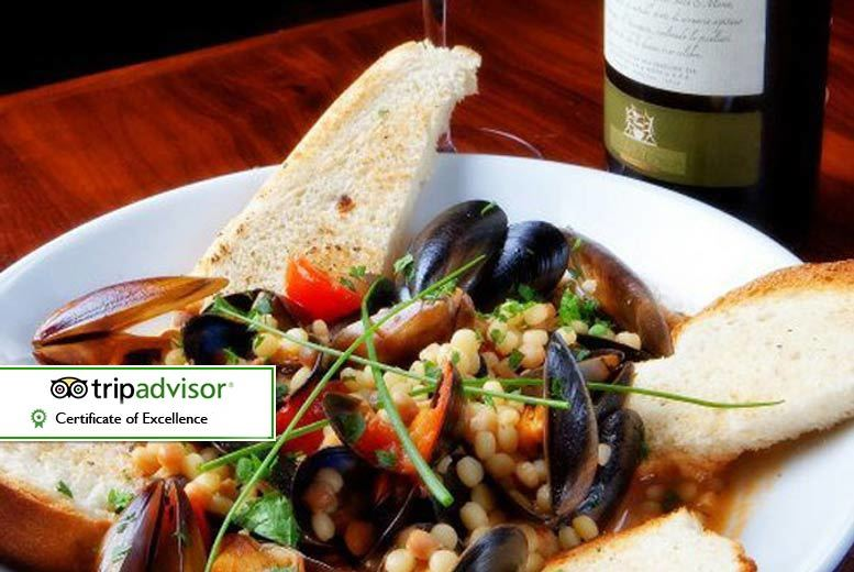 The Best Deal Guide - Italian Dining & Wine Or Beer For 2 @ Sabatini