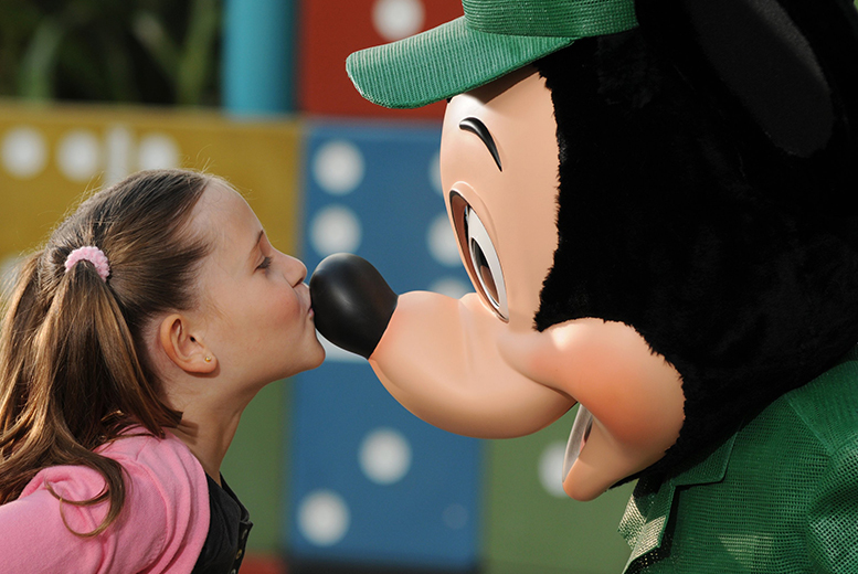 £99 for a Disneyland® trip inc. a one-day Park pass, fast track ride entry, return coach from a choice of 10 locations and an Eiffel Tower photo stopover - save 34%
