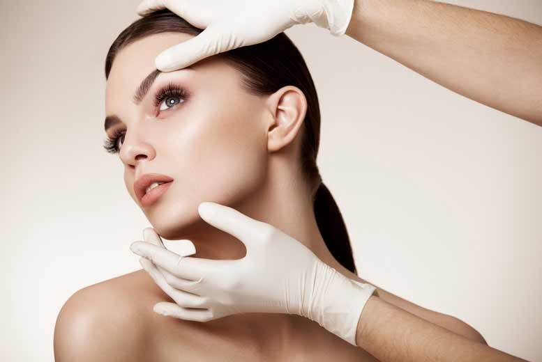 £239 for a non-surgical PDO face lift on the eyebrow area, £399 on a choice of one area, or £799 for a full face or neck at Finchley Cosmetic - save up to 70%