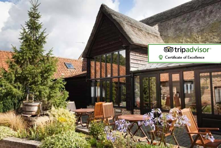 DDDeals - From £89 (at Ivy House Country Hotel) for an overnight stay for two people with breakfast, from £129 for two nights, or enjoy three nights from £179 - save up to 47%