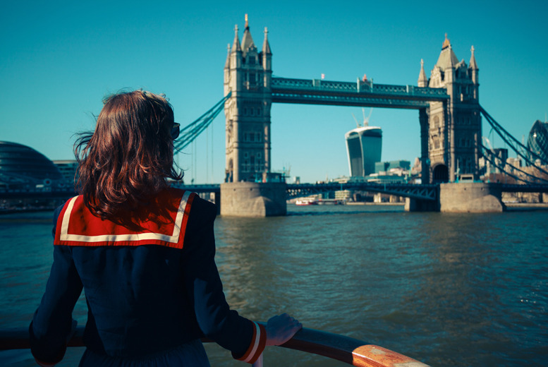 £24 for a 2-hour BBQ lunch Thames cruise for 1 person, £47 for 2 people from Thames River Tours, Westminster