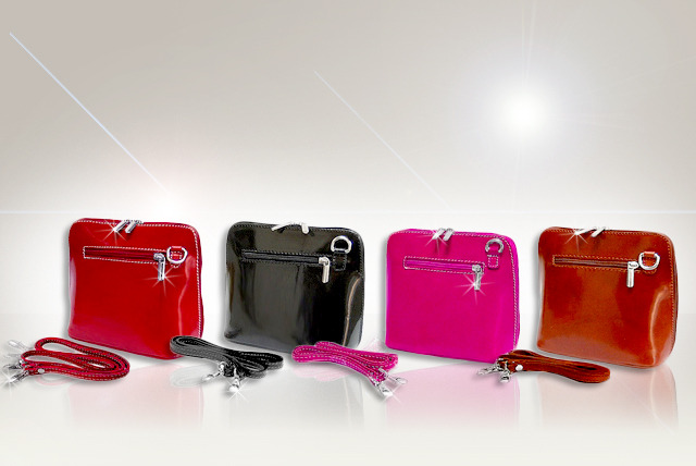 £19.99 instead of £45 (from A-SHU.co.uk) for a small leather bag with a long shoulder strap in a range of colours - save 56%