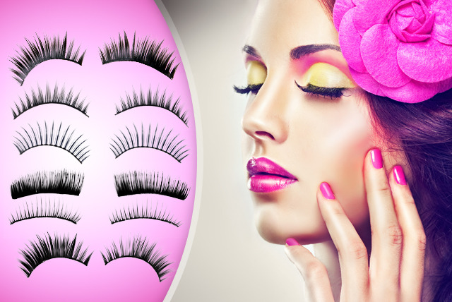 £16 instead of £34.95 (from Bowtique) for 6 pairs of human hair eyelash extensions - get glamorous and save 54%