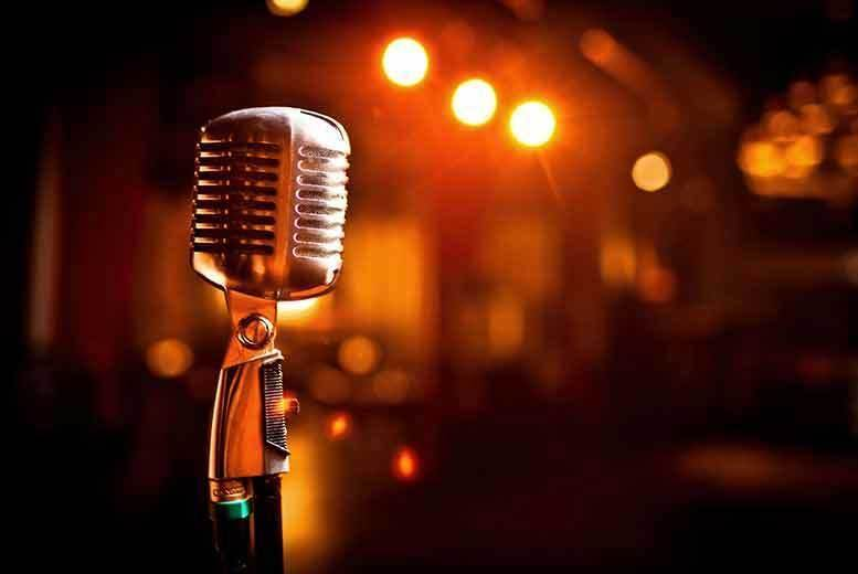 £19 for live comedy for two people including two-course pizza meal and Champagne cocktail each, £34 for four people, or £50 for six people at Cafe Mode, Covent Garden - save up to 65%